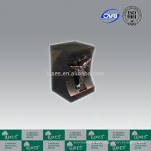 LUXES Mokka Farbe Metall Urnen billige Messing Urnen