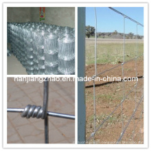 Galvanized Hinge Joint Knot Field Fence