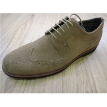 Round Toe Fashion Lace Office Mens Shoes (NX 505)