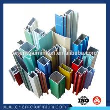 Meilleur prix Profilé d'extrusion en aluminium pour fenêtres et portes