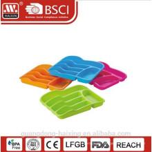 Neue Farben vier Besteck-Halter, Kunststoffprodukte, Kunststoff-Haushaltswaren