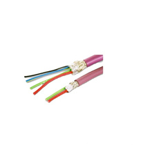 SF / UTP LSZH Sheath 2 x 22 / 19 AWG Prfofibus Cable