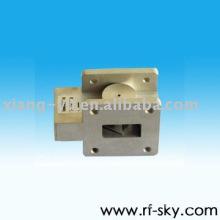 6.57-9.99GHz SMA rf Ferrite Waveguide Isolators