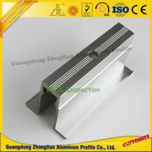 Trilho de suspensão de alumínio da fonte 6063t5