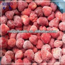 IQF frozen strawberries