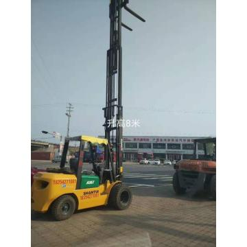 10 TON Container forklift diesel dijual
