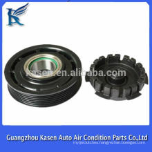denso ac compressor magnetic clutch with 6pk pulley