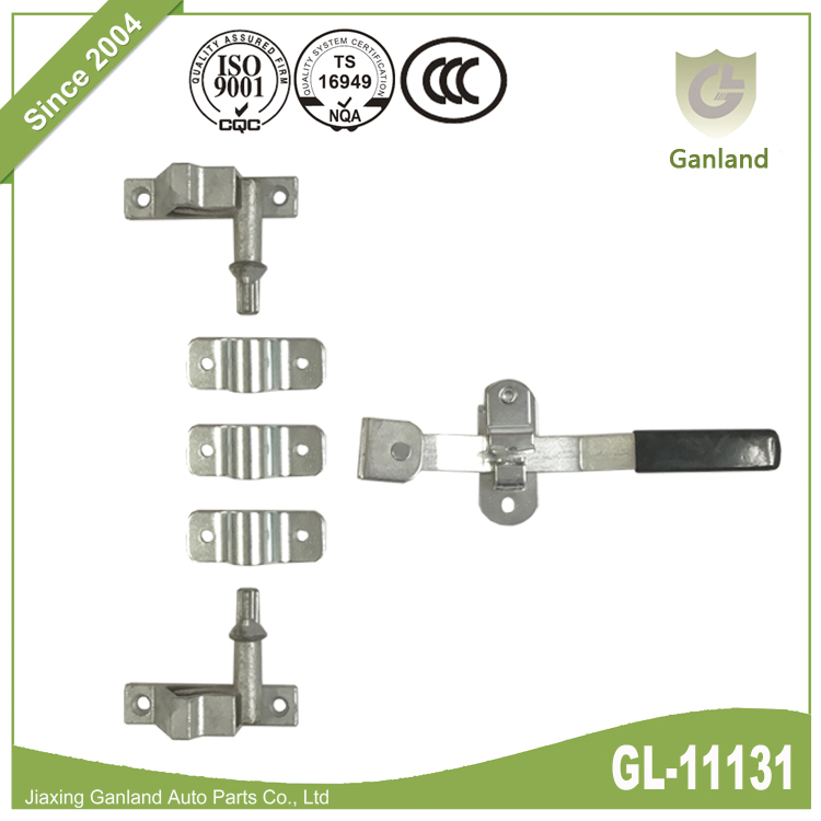 Cam Type Trailer Door Lock