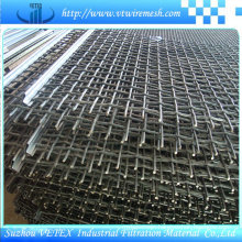 Stainless Steel Crimped Woven Mesh with SGS Report