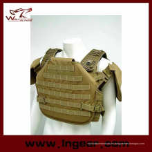 Militares de combate táctico Tortoise Shell chaleco chaleco de seguridad de ejército