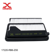 17220-Rb6-Z00 17801-22020 17801-28030 Air Filter Factory Wholesale Auto Parts China for Honda Toyota Japan Cars