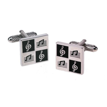 High Quality Music Musical Notes Cufflinks Sets