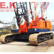 80ton Japanese Hitachi Lattice Boom Crawler Crane (KH300-2)