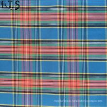 100% Cotton Poplin Yarn Dyed Fabric Rlsc40-32