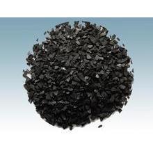Carbón activado granular para la purificación del agua
