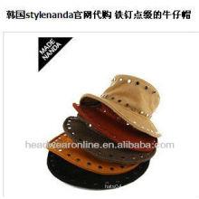 Сделать в guang dong моды ведро шляпу