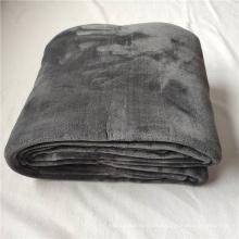Manta de vellón de franela de dos lados 220GSM