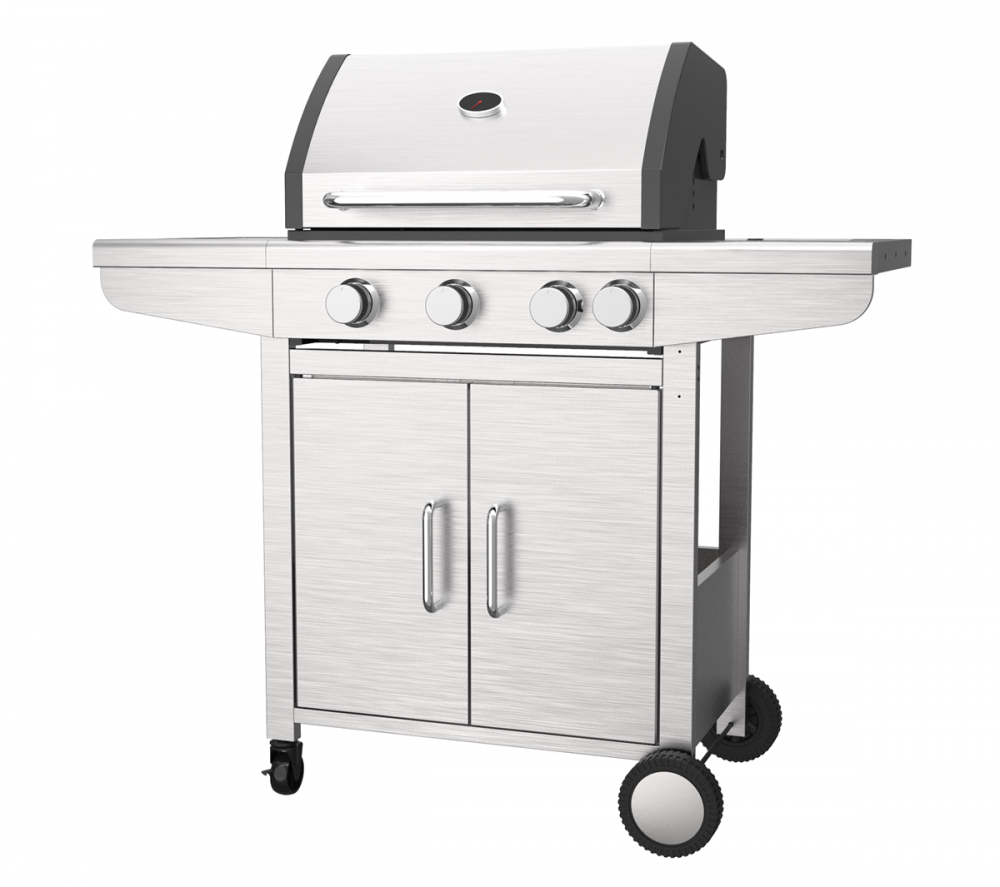 3 &1 Burner Gas Barbecue Grill