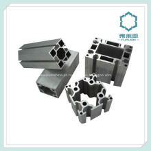Extrusão de alumínio de peças de equipamentos mecânicos