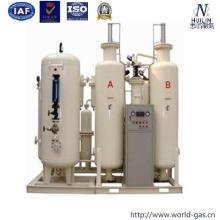 Unidade de separação de ar para economia de energia de oxigênio do oxigênio