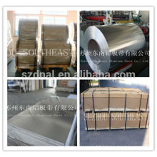 Food package aluminium foil 1100 made in China
