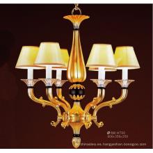 Venta caliente tradicional de metal que apoya la lámpara de brazos de iluminación de arte LT-5180