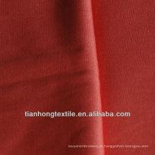 100% tecido algodão carbono escovado Canvas Plain morrendo de tecido