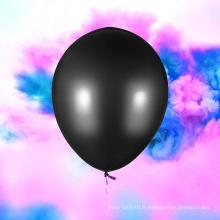 Ballon de poudre de sexe de 36 po pour la douche de bébé - Venez avec la poudre rose et bleue