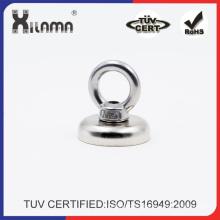 Countersunk Rare Earth Permanent Neodymium Magnetic Hook Pot Magnet