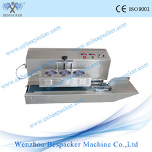 Automatic Continuous Induction Plastic Bottle Sealing Machine