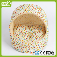 Handmade Dog Bed, Indoor Dog House Bed (HN-pH559)