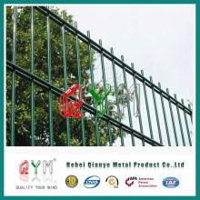 Qym Welded Metal Fence with Double Horizontal Wire