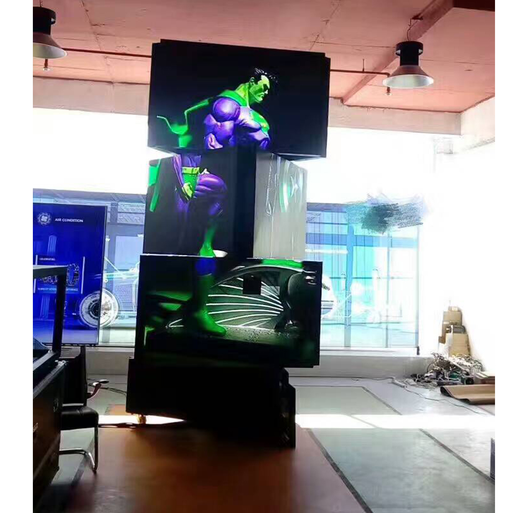 SPINNING LED DISPLAY