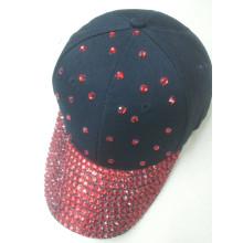 Colorful cotton women baseball cap men hat