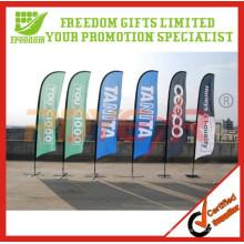 Promotional Cheap Custom Beach Flag