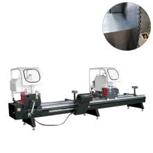 Cheap price pvc window mitre double head cutting saw