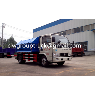 DONGFENG Pequeño Roll On Roll Off Truck