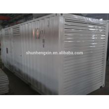 800kw/1000kva diesel generator set powered by engine (4008TAG2A)