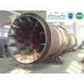 Secador de tambor rotatorio serie Hzg