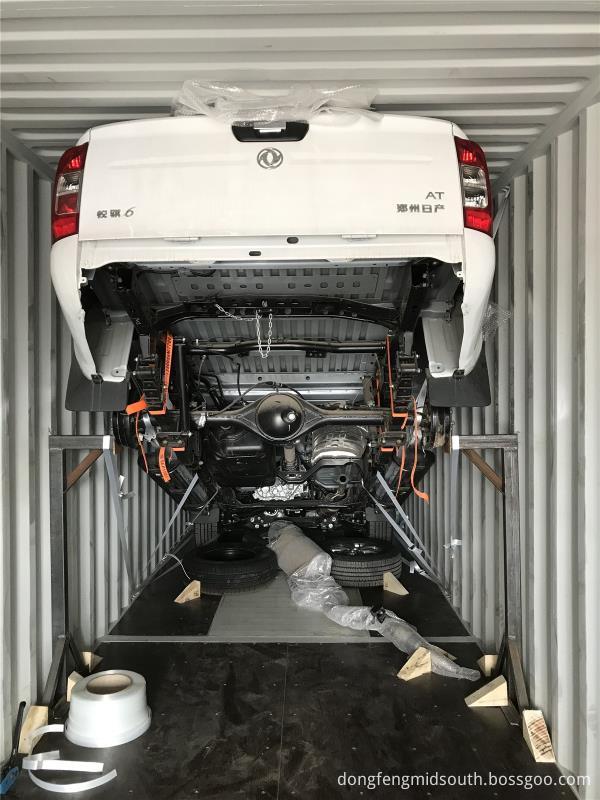pickup loading