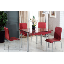 Modern Dining Table, Dining Room Furniture, Glass Dining Table