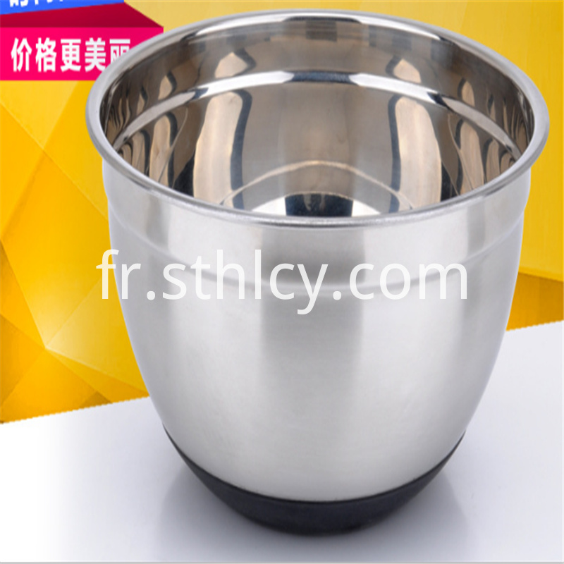 Stainless steel premium egg bowl salad bowl
