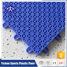 Outdoor floor durable PP interlocking tiles
