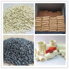 Chloride Polyvinyl Chloride Pellets Injectie