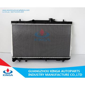 Автомобильный радиатор на 2004-2009 годы Hyundai Spectra Mt, высокоэффективный алюминиевый сердечник Пластиковый бак радиатора