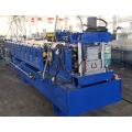 Профилегибочная машина для производства стеллажей