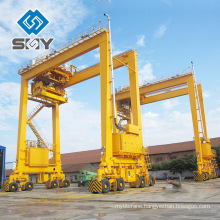 Container Straddle Carrier RTG Crane