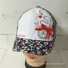 Butterfly Style Fashion Children Cap for Girl