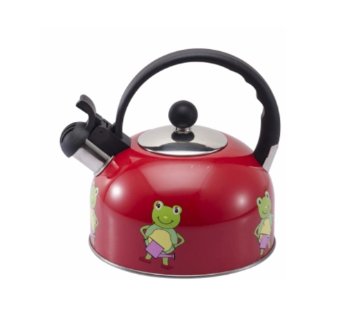 4.5L Electric kettle with cute painted stickers