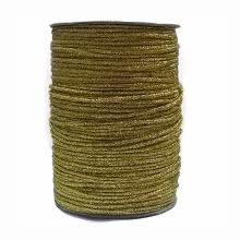 Запас металлического золота многожильный провод с cutton ядро фитиль складе